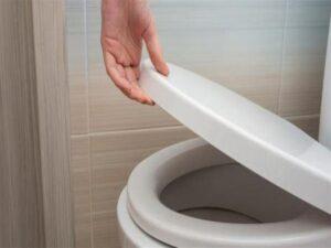 تركيب غطاء قاعدة الحمام بالكويت
